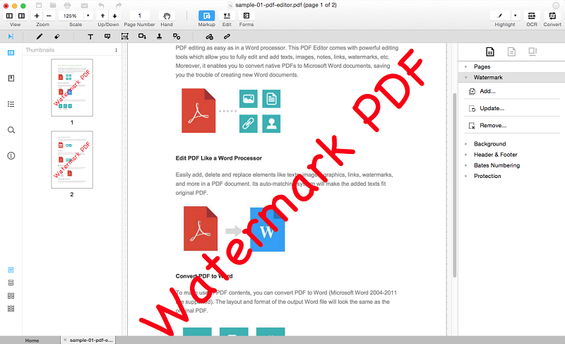 Guides jerry39s guide for Pdf document watermark