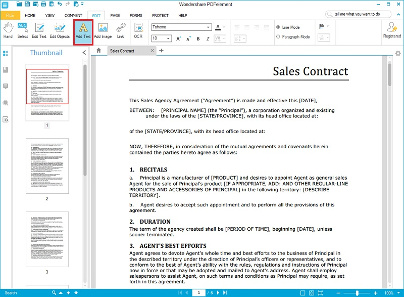 Best pdf editor for windows 10 edit convert and create pdf on pdf editor for win 10 2 ccuart Choice Image